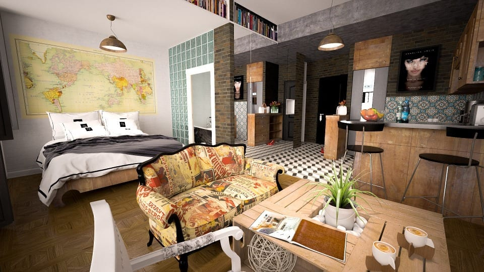 Strange 6 Studio Apartment Design Ideas To Maximise Your Space Interior Design Ideas Grebswwsoteloinfo