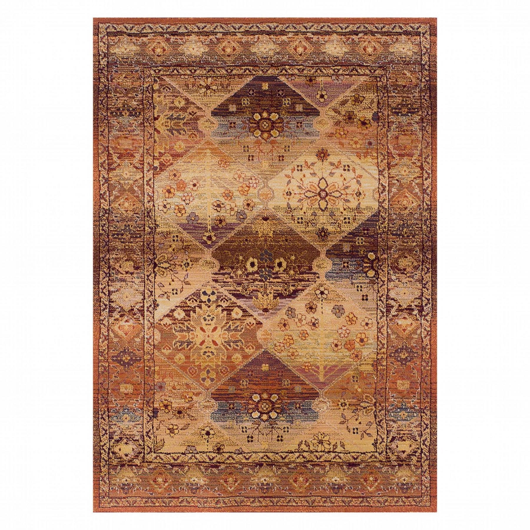 Gabbeh Large Persian Rug Traditional Persian Design Rug