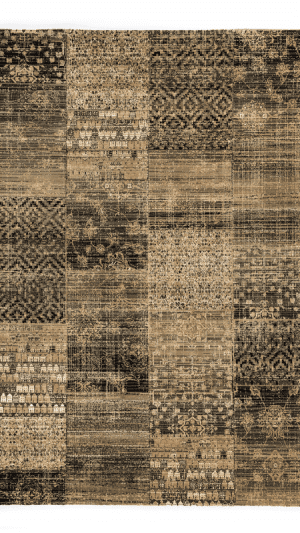 Auckland Patchwork Rug