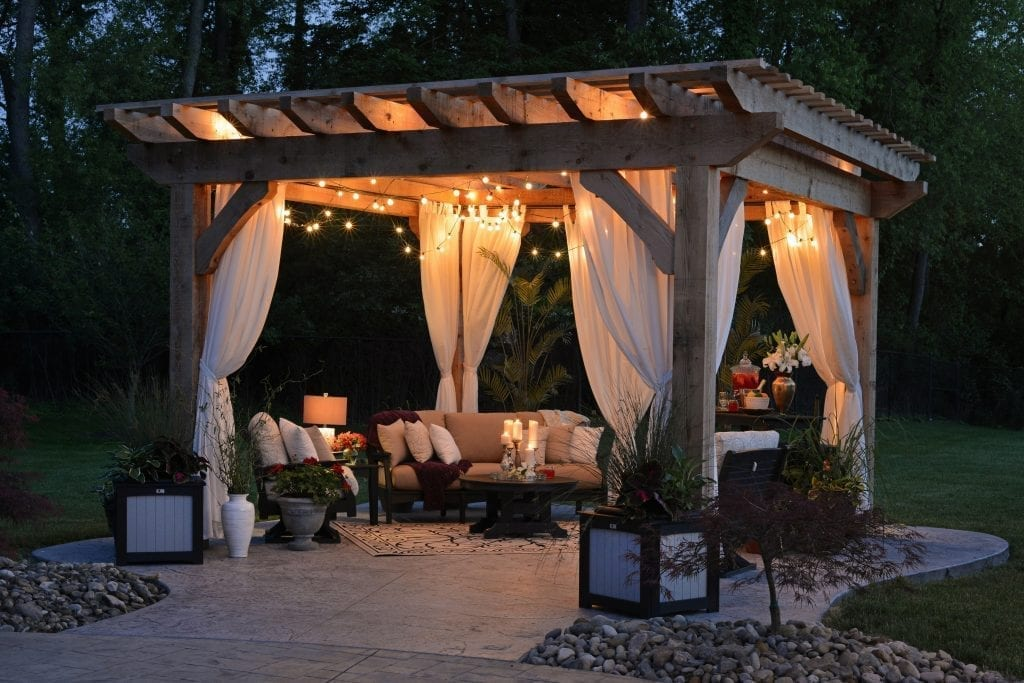 Easy Patio Makeover Ideas How To Decorate A Patio